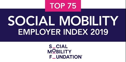 Social Mobility Employer index 2019